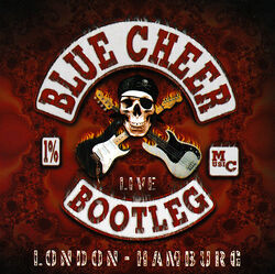 Blue Cheer Bootleg London Hamburg