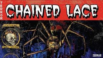 Chained Lace - Black Widow