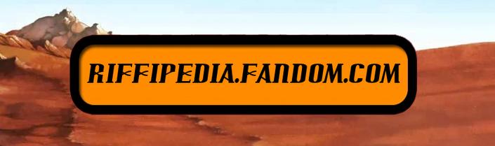 Riffipedia Fandom Cover Image