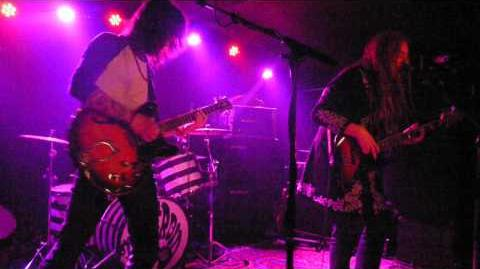 Asteroid - Disappear with opening jam. live at Shelter Vienna 06.06.2012