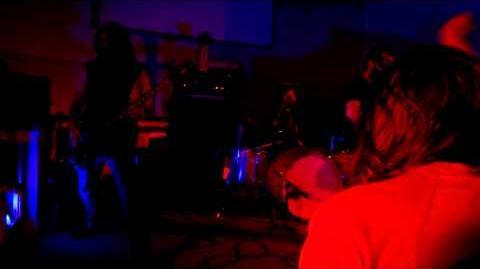 Pallbearer The Legend - Live @ Embrace Church (Sanctuary)