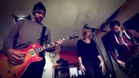 Sahara Surfers - Charma (Rehearsal Recording)