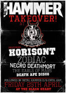 DF Metal Hammer 2014