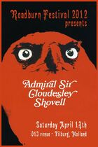 Roadburn 2012 - Admiral Sir Cloudesley Shovell