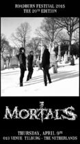 Roadburn 2015 - Mortals