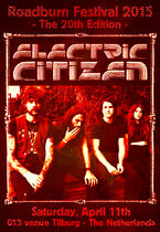 Roadburn 2015 - Electric Citizen