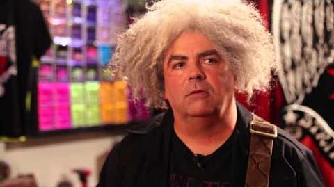 "The Melvins - ""Revolve"" Ernie Ball Set Me Up Session"