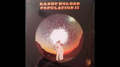 Randy Holden - Population II (1970) (180g Hobbit Records vinyl reissue) (FULL LP)