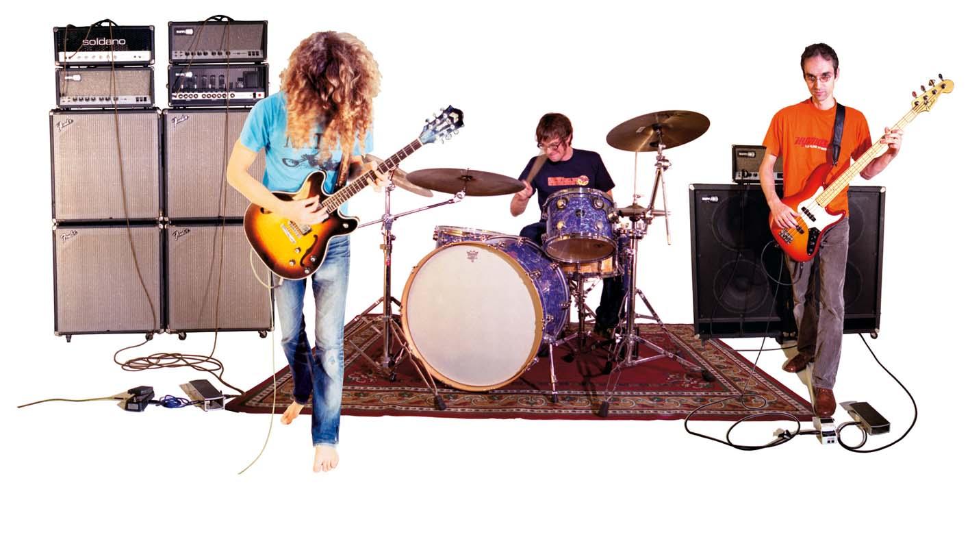 Colour Haze Band