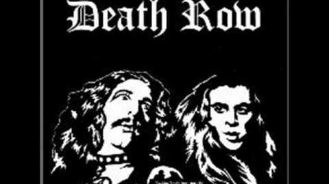 Death Row - Live 1983 Outside Inn, Rockville, MD - 2 17 - All your sins
