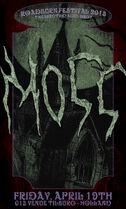 Roadburn 2013 - Moss
