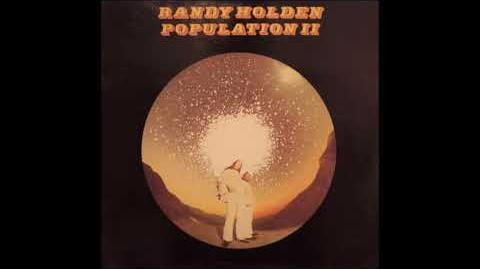 Randy Holden - Population II (1970) (1982 Line Records vinyl) (FULL LP)