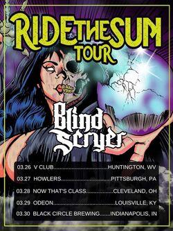 Ride The Sun Tour