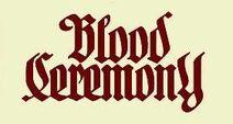 Blood Ceremony Logo