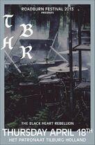 Roadburn 2013 - The Black Heart Rebellion