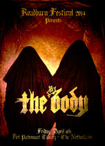 Roadburn 2014 - The Body
