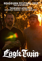 Roadburn 2015 - Eagle Twin