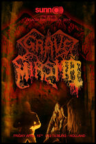 Roadburn 2011 - Grave Miasma
