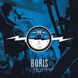 Boris Live at ThirdMan Records