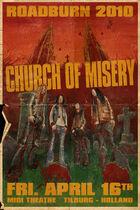 Roadburn 2010 - Church of Misery - Friday