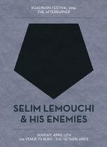 Roadburn 2014 - Selim Lemouchi & His Enemies
