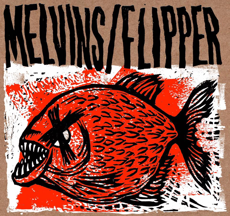 Αποτέλεσμα εικόνας για melvins flipper covers ep