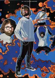 Melvin joe poster