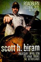Roadburn 2015 - Scott H. Biram