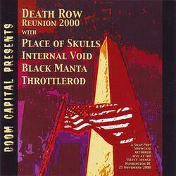 Death Row Reunion 2000