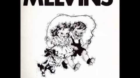 Melvins - Gluey Porch Treatments Album