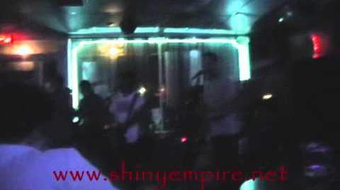 SHINY EMPIRE live @ The Mix April 1
