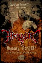 Roadburn 2014 - Heretic