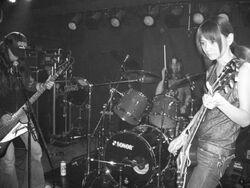 Dot Japanese band