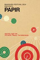 Roadburn 2014 - Papir