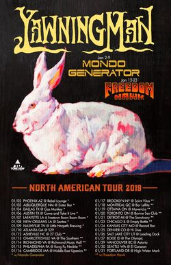 North American Tour 2019