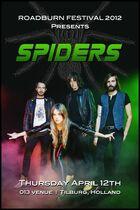 Roadburn 2012 - Spiders