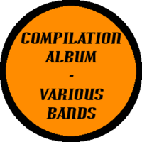 Compilation Album Various Bands Button
