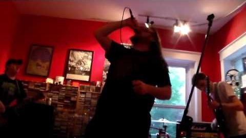 """BLIND SCRYER - """"Mask"""" """"Slow Movin'"""" Live"""
