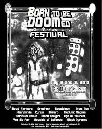 Born To Be Doomed Festival