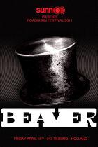 Roadburn 2011 - Beaver