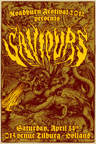 Roadburn 2012 - Saviours