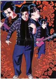 Melvin buzzo poster