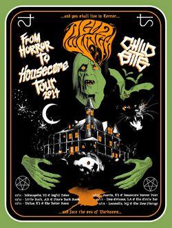Acid Witch Tour 2014