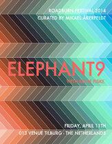 Roadburn 2014 - Elephant9 with Reine Fiske