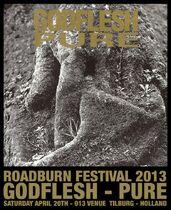 Roadburn 2013 - Godflesh