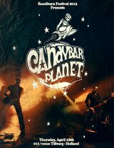 Roadburn 2013 - Candybar Planet