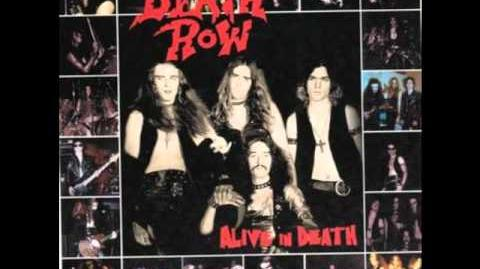 Death Row (Pentagram) - Committed To Vengeance