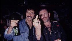 Tony & Lemmy