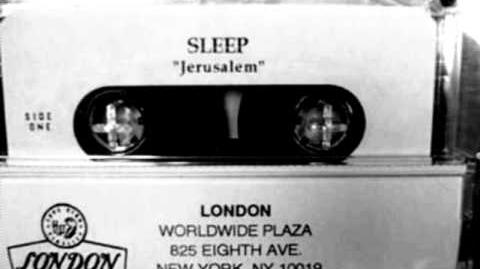 Sleep - Jerusalem HQ Full (Dopesmoker)