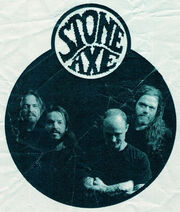 Stone Axe Washington